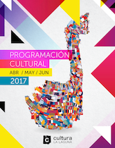 Agenda Cultural Abr-May-Jun 2017