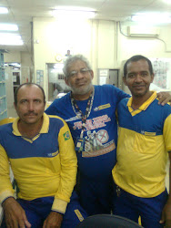 MAURICIO, CARLOS E OZEIAS.