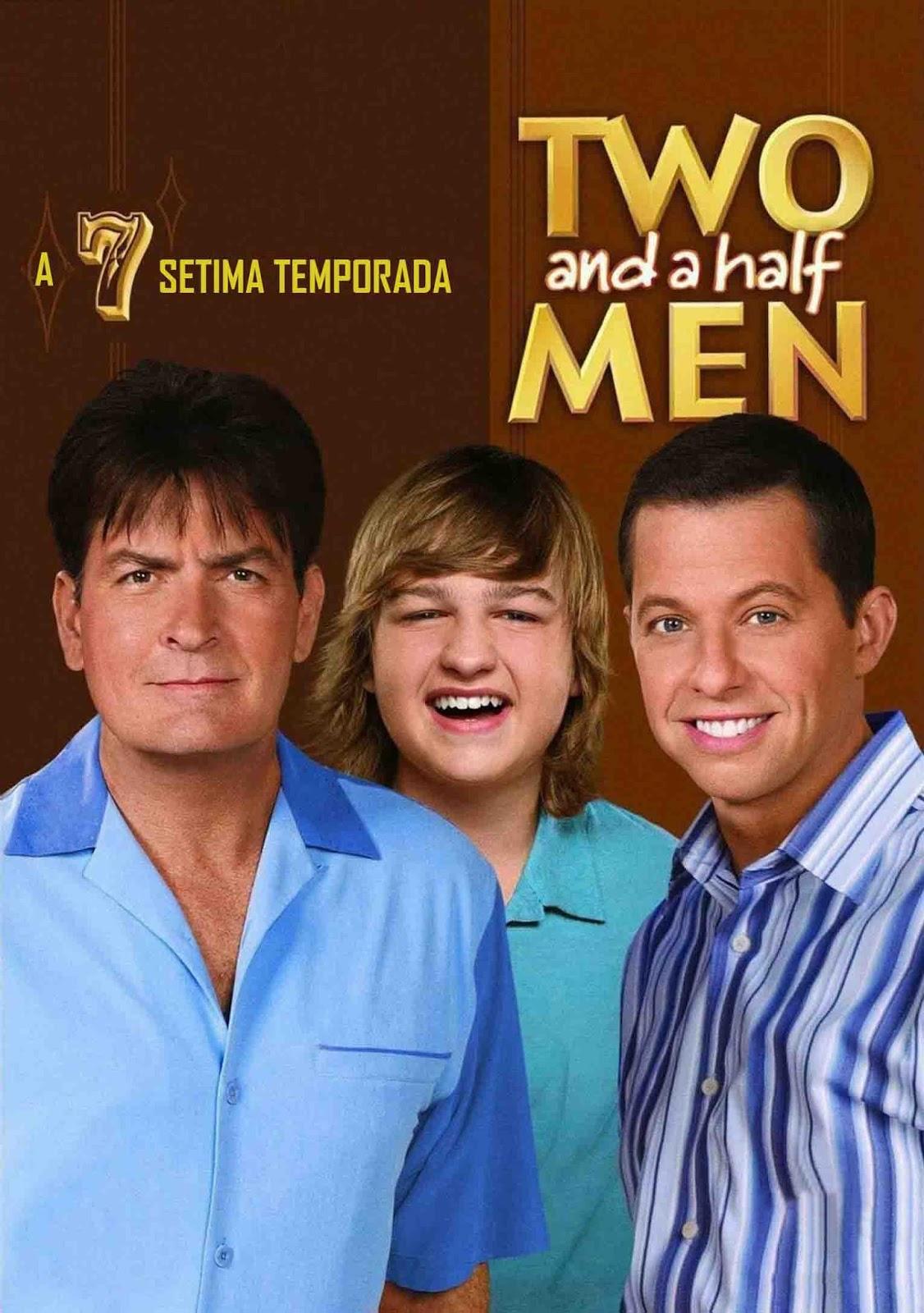 Dois Homens e Meio 7ª Temporada Torrent – BluRay 720p Dual Áudio (2009)