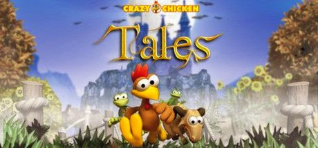 Crazy Chicken Tales PC Full