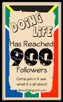 Desire 900 Follower Giveaway