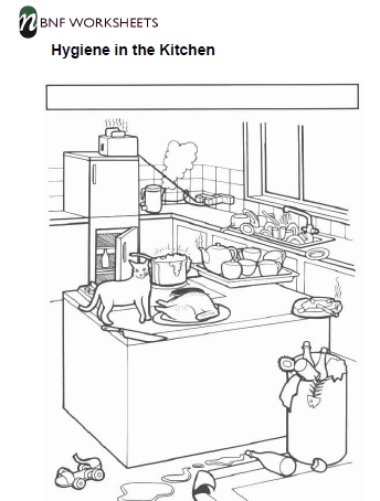 Teaching students with learning difficulties food hygiene for 5 kitchen safety hazards