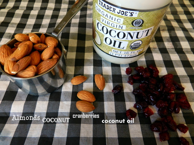 Nutrition consulting coconut cranberry lara bars for Food bar consult