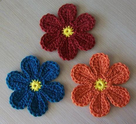 Crochet Flower Pattern Thread : Oombawka Design *Crochet*: My Crochet