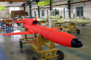 Iran Build This Drone Missile