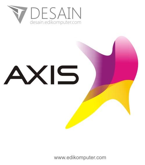 Logo Axis vektor cdr