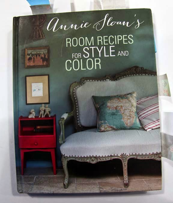 Getting Stitched On The Farm Annie Sloans Room Recipes For Style