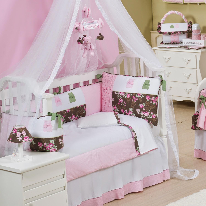 Rosa e marrom Veja opções para decorar o quarto de  ~ Quarto Rosa Marrom