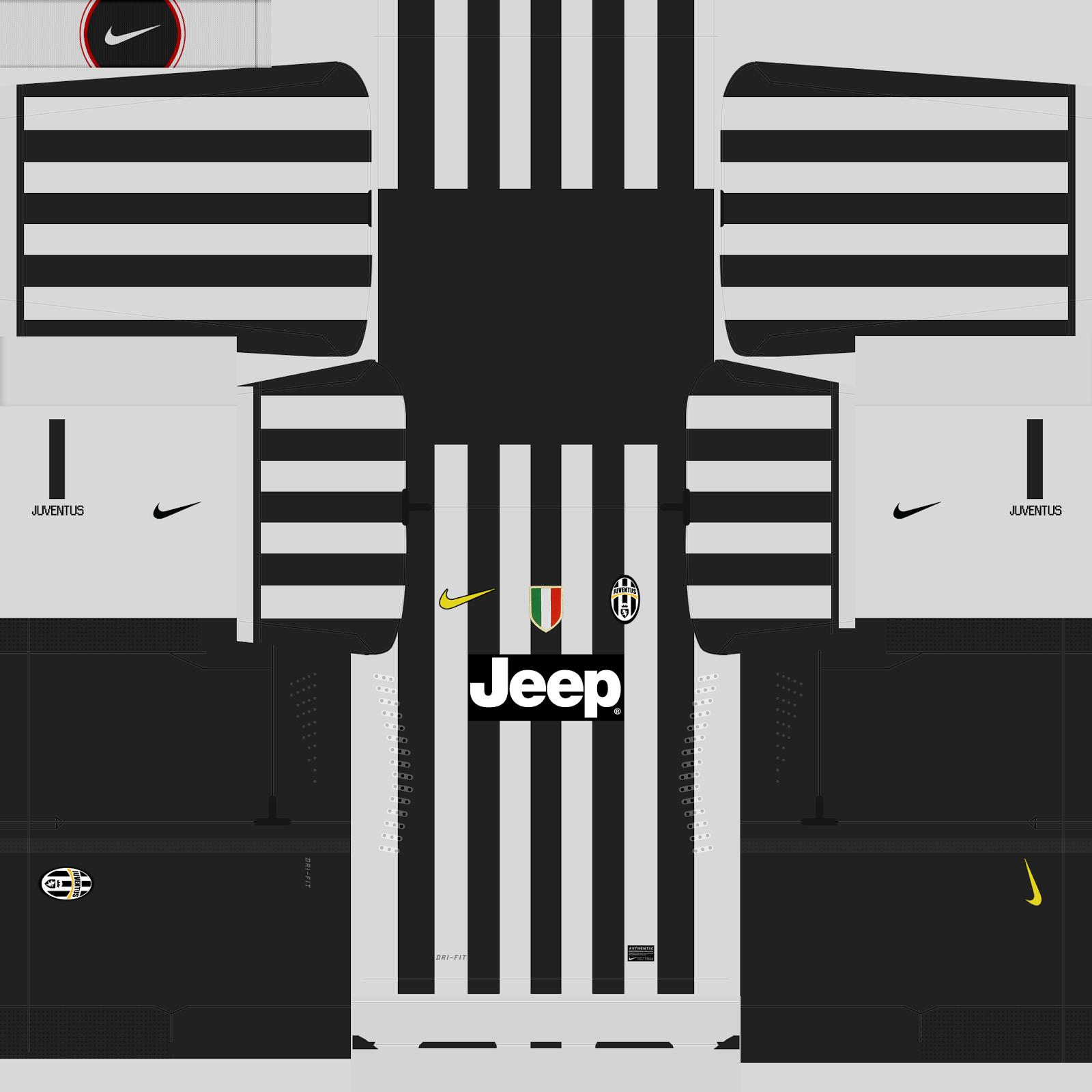 Juventus kit 2014