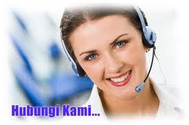 Hubungi Kami Hari Ini!