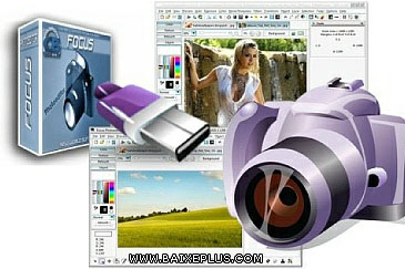Focus Photoeditor 6.4.0.4 + Portable Grátis