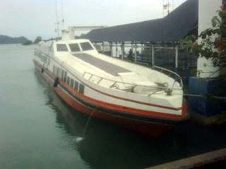 Paket Pulau Tidung Kapal Cepat CitraJet