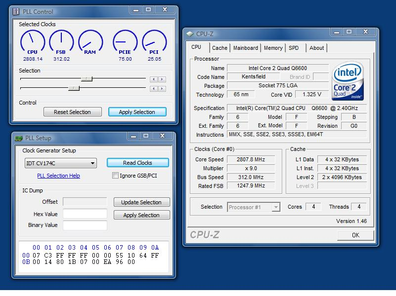 overclocking a processor Learn how to overclock your intel core i7, i5, or i3 processor (cpu) and push it to  the limit we'll cover everything you'll need to know.
