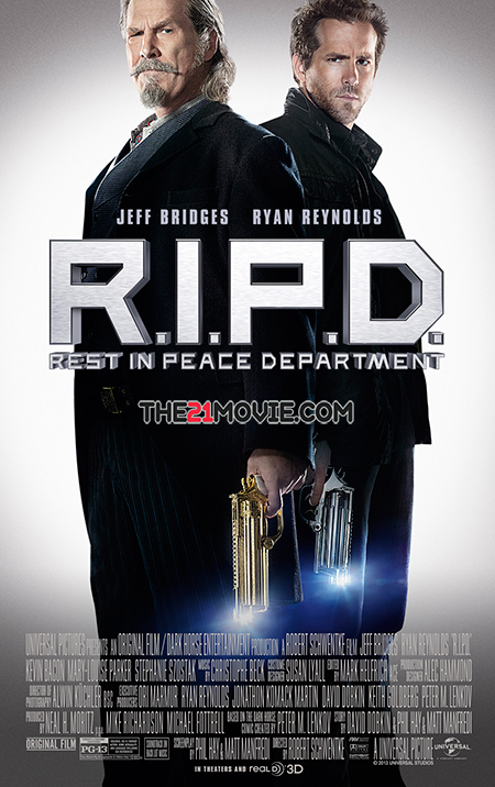 Download Movie : R.I.P.D. (2013) Full Movie