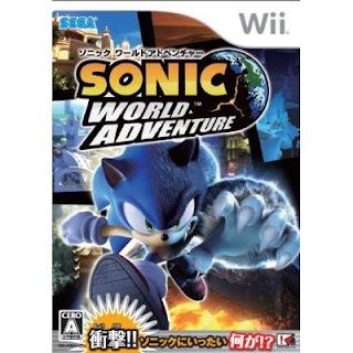[Wii] [ソニック ワールド アドベンチャー] ISO (JPN) Download