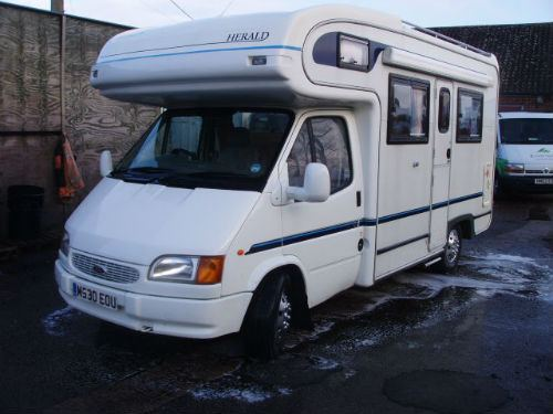 ebay scam hunter ford transit 4 berth herald templar 1995. Black Bedroom Furniture Sets. Home Design Ideas