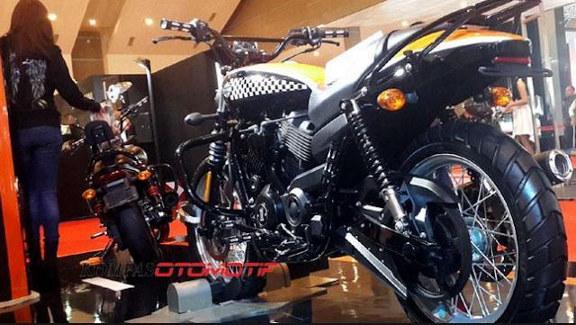 Harga Harley Davidson Termurah Dijual Dengan Paket Custom