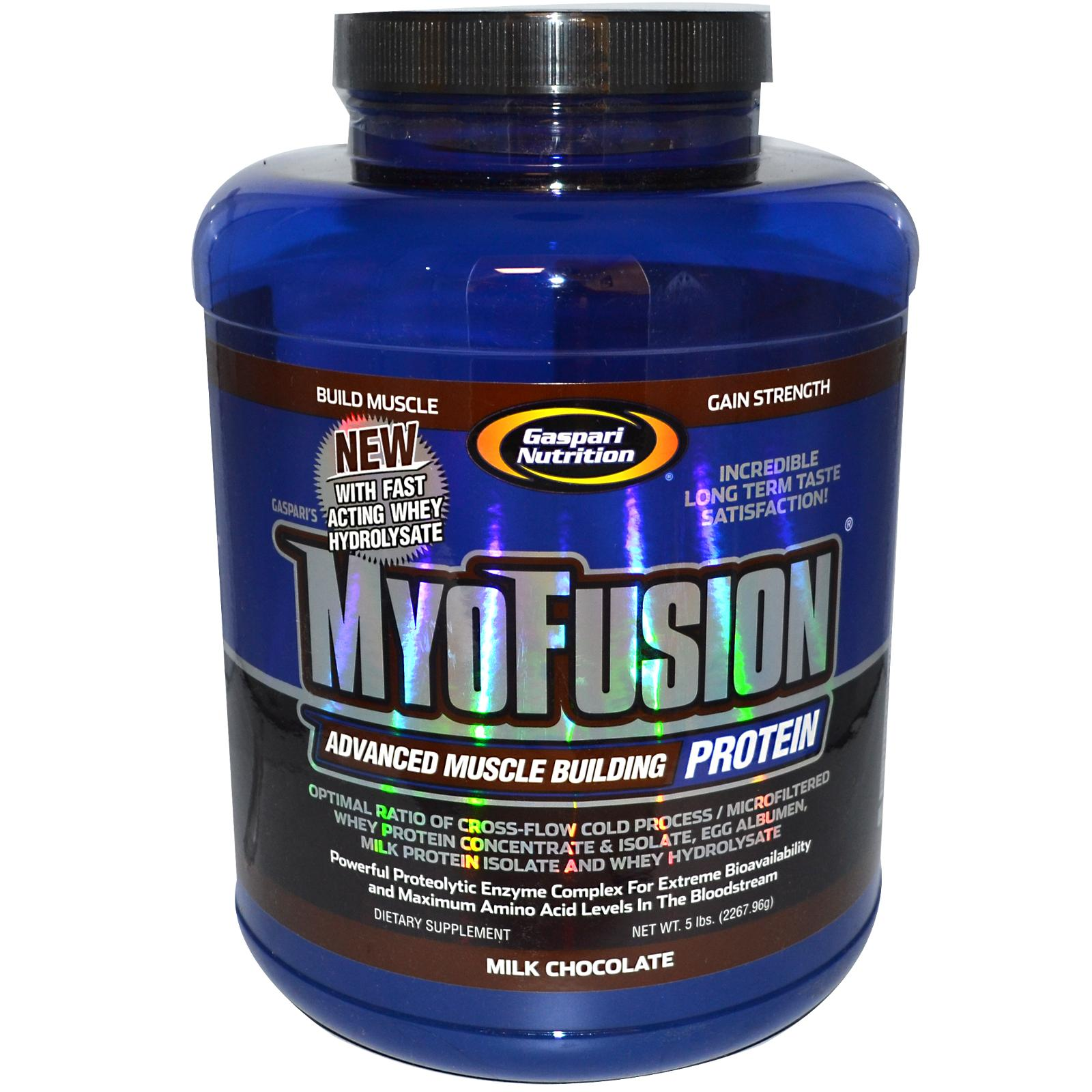 AvP Supplement Bodybuilding Supplement Store Myofusion 5lbs