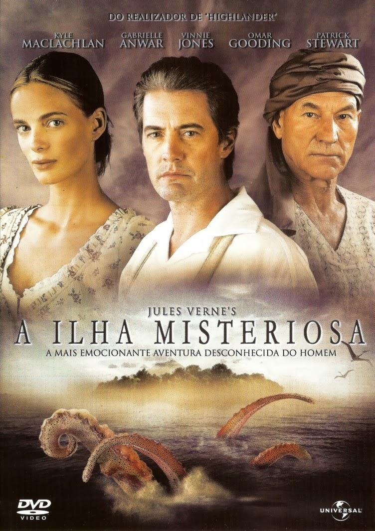A Ilha Misteriosa – Dublado (2005)