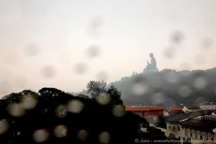 Tian Tan Buddha, also known as the Big Buddha - Hong Kong 2013