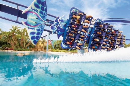 Tourism: SeaWorld Orlando