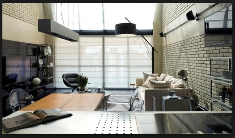 Industrial Interior Design ~ Home Guide