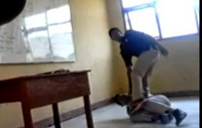 Video Kekerasan Anak SMK 1 Jetis Mojokerto