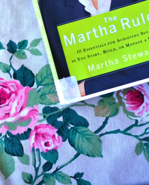 Marta, sos la número tres...