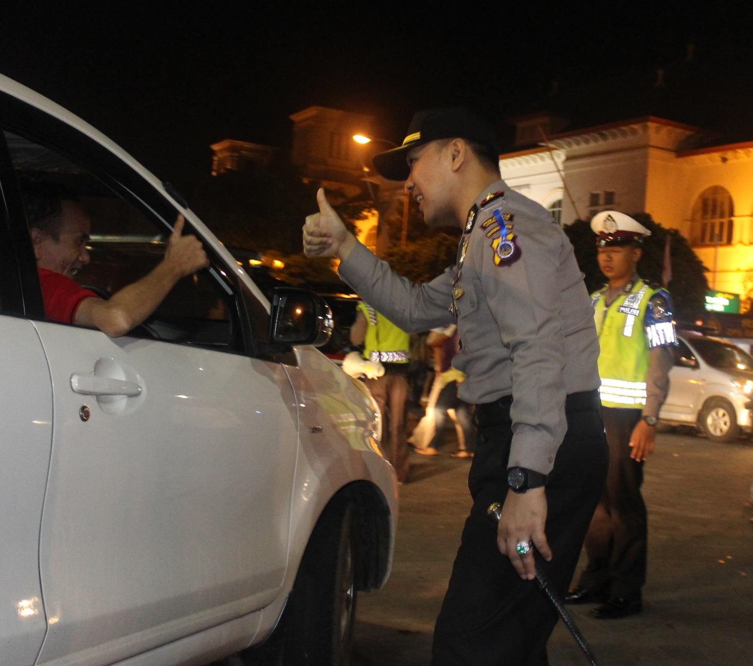 KAPOLRESTA YOGYAKARTA$quote=Kombes Polisi Tommy Wibisono, S.Ik