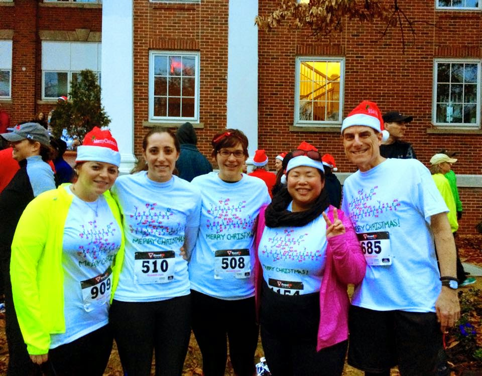 Running for the second half of my life: December 20, 2014: The ...