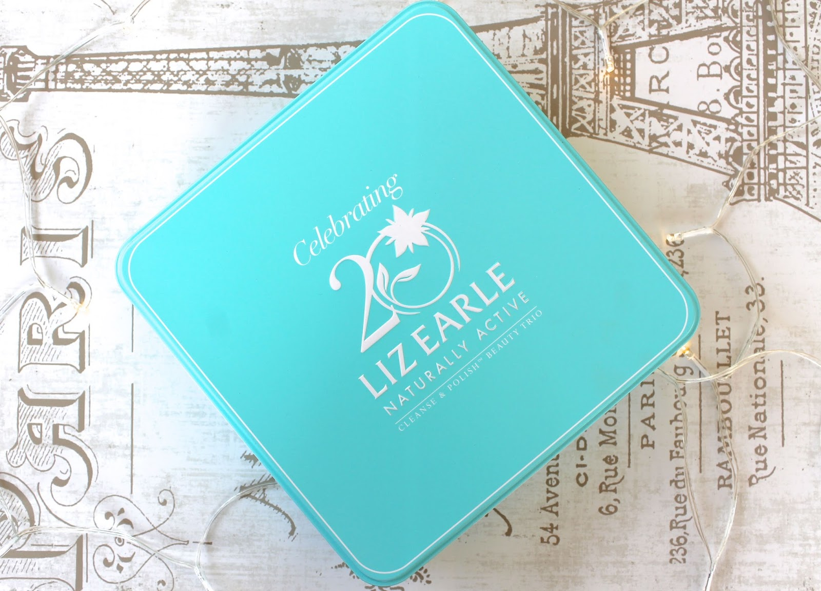 Liz Earle Cleanse & Polish trio