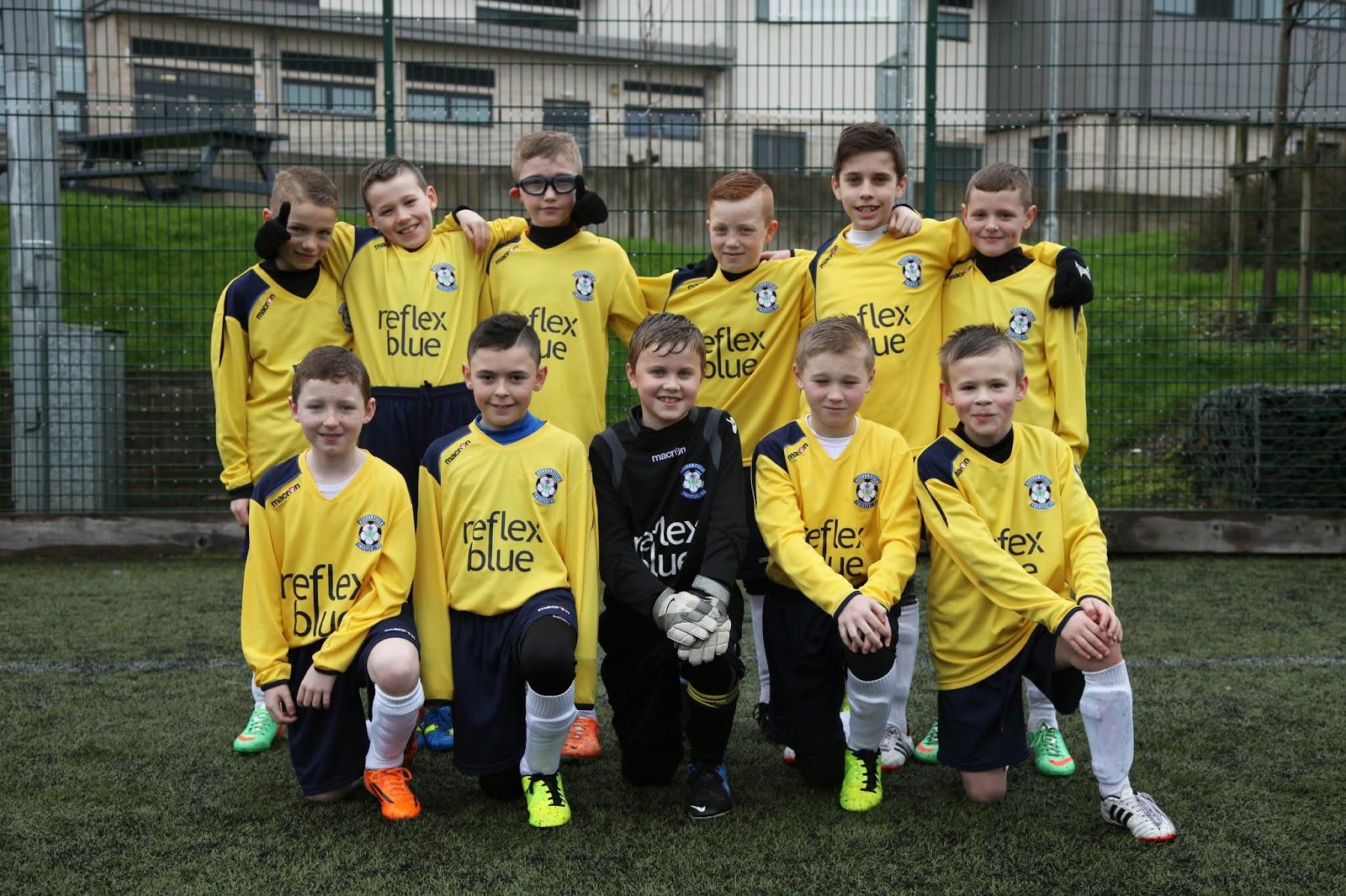Hogganfield football club