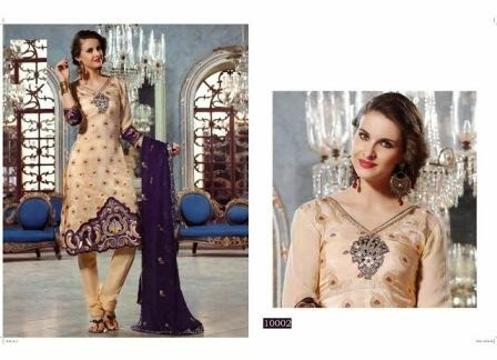 Anarkali Classic Churidar Suits