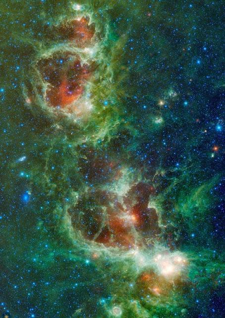 Nebulosas del corazón y el alma