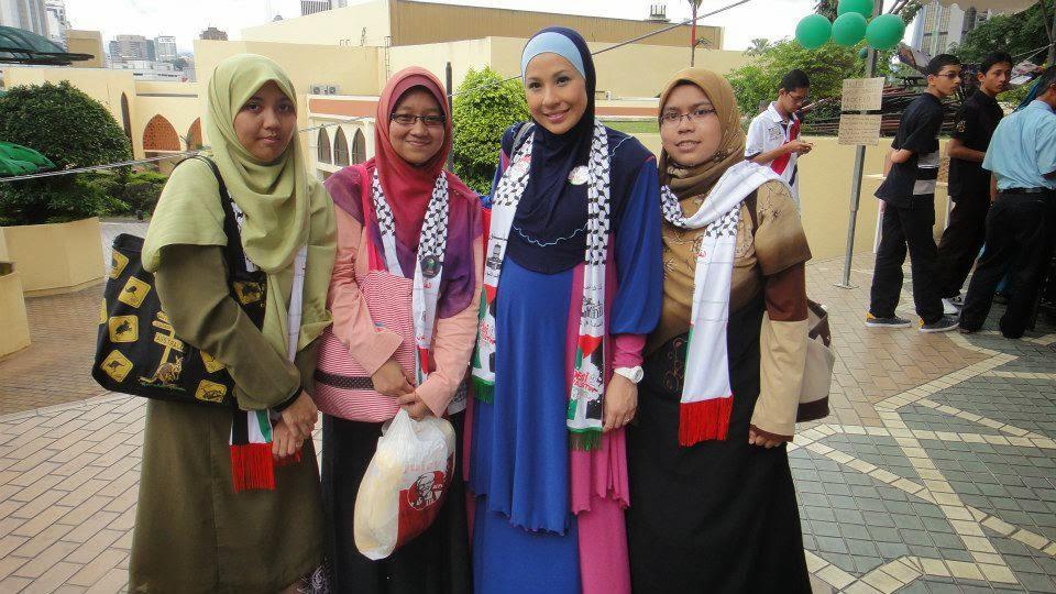 Demi Palestin TV AlHijrah 2012
