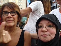 Con Sandra