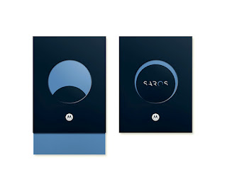 Motorola Saros (design minimalista)