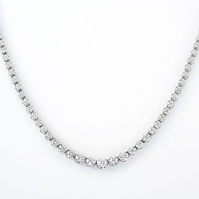 Latest Diamond Necklace