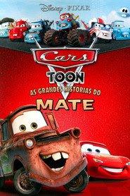Cars Toon – As Grandes Histórias Do Mate Dublado