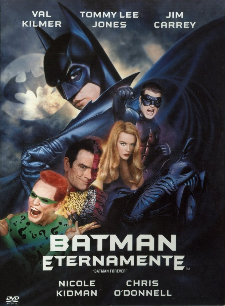 Batman Eternamente – Legendado (1995)