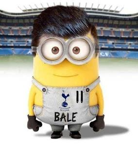 Minion Gareth Bale