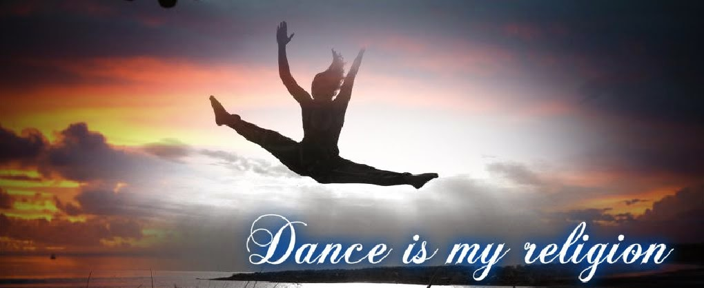 Dance is my religion