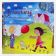 kinderboek 'Jij hoort erbij'