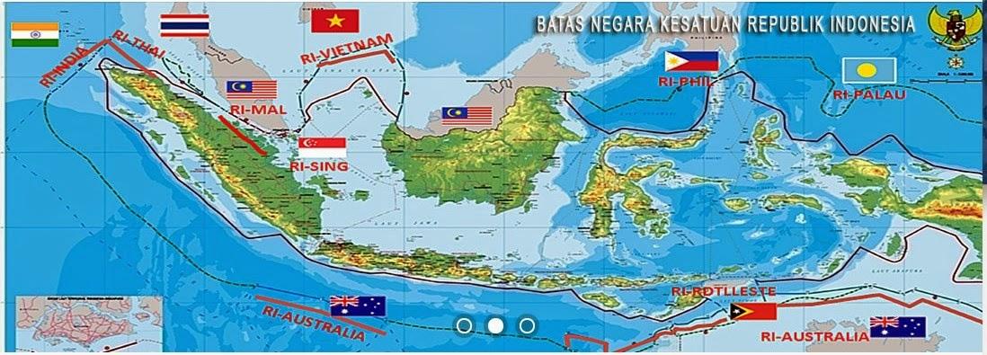 RI Targetkan 5 Tahun Perbatasan Maritim di 10 Negara Rampung