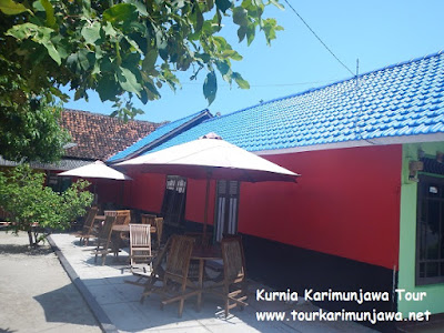 renovasi homestay gemilang Karimunjawa