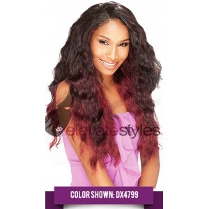 Sensationnel Synthetic Easy 5 Lace Front Wig Soul