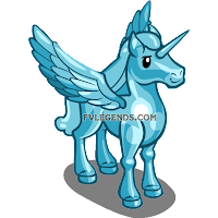 FarmVille Pure Heart Pegacorn