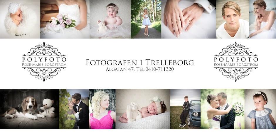 FOTOGRAF ROSE-MARIE BORGSTRÖM-POLYFOTO-Fotograf i Trelleborg, Svedala, Höllviken, Malmö.