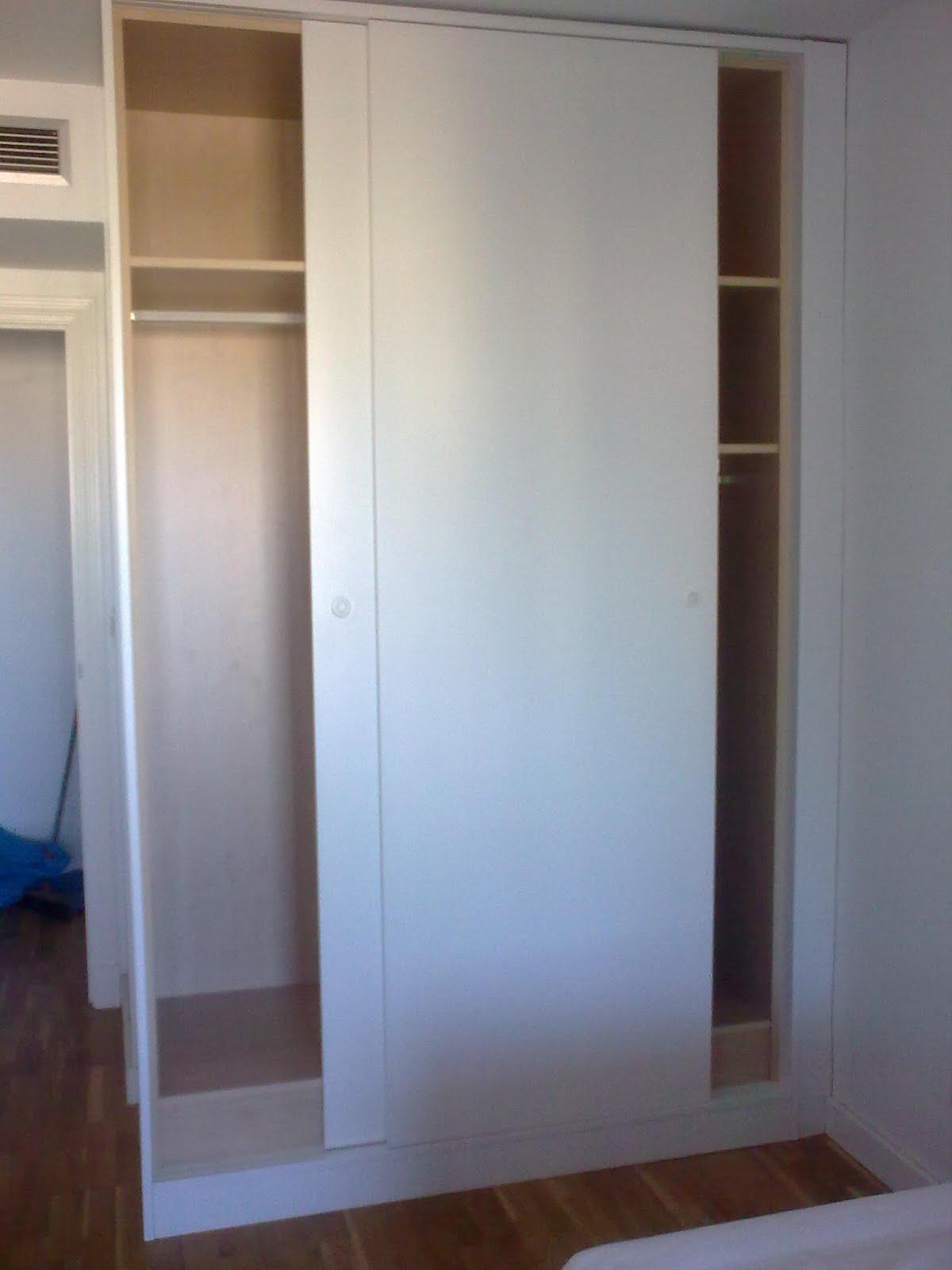 Armario de puertas correderas para dormitorio muebles - Correderas para armarios ...