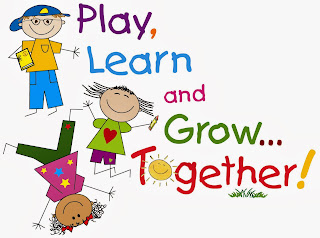 In Preschool let play, learn, and grow together